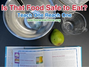 Is That Food Safe to Eat? – Teach One Reach One