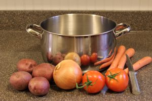 What's In My Soup? – Teach One Reach One