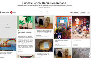 Creating a Kids Bible Class Environment - Teach One Reach One