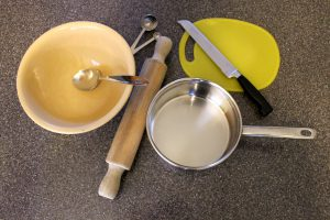 Cooking With English – Teach One Reach One