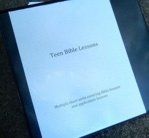 Tips for New Teen Bible Class Teachers - Teach One Reach One