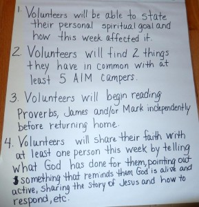 Why Your Children's (and Teen's) Bible Classes Need S.M.A.R.T. Goals - Teach One Reach One