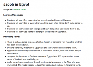 Adding Interesting Facts to Bible Lessons for Kids and Teens - Teach One Reach One