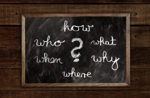 Questions in Bible Classes for Kids and Teens - Teach One Reach One